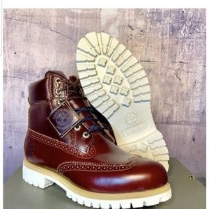 Limited Release Timberland Brogues sz 11